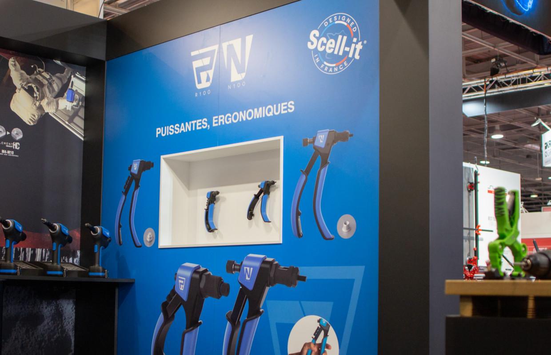 Scell-it Italia - rivetti, inserti, rivettatrici e sistemi di fissaggio