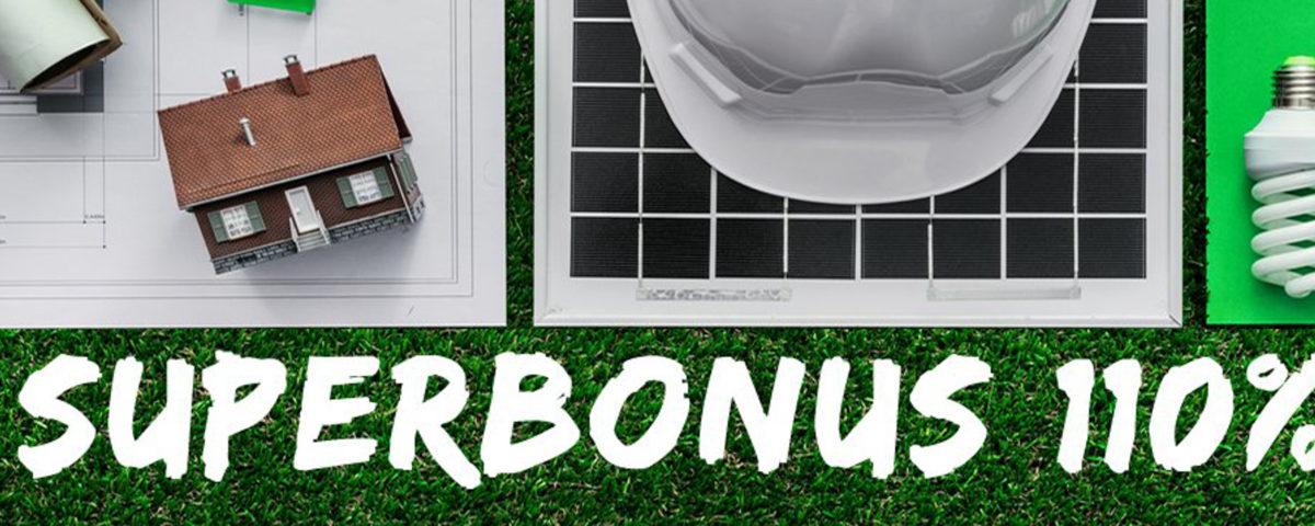 Superbonus 110%, tutti i lavori di riqualificazione energetica